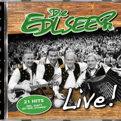 CD Edlseer LIVE