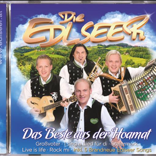 CD Das Beste aus der Hoamat