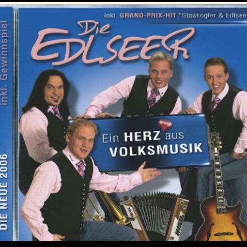 CD Ein Herz aus Volksmusik